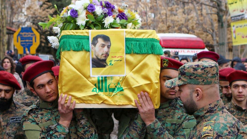 العدسة حزب الله يخطط لسحب عناصره من سوريا
